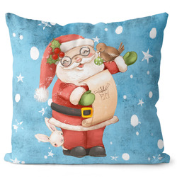 Polštář Santa Claus
