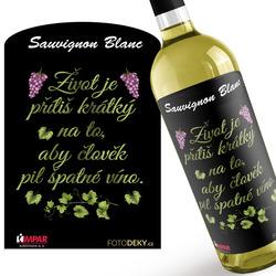 Víno Špatné víno