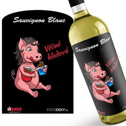 Víno Věčně hladová