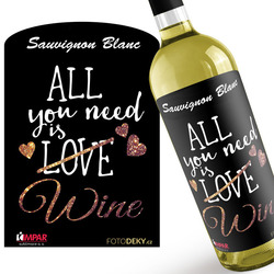 Víno Wine love