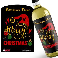 Víno Merry Christmas