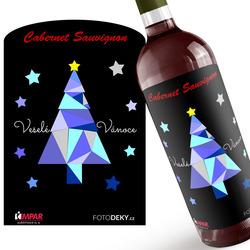 Víno Veselé Vánoce