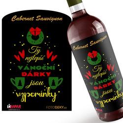 Víno Vánoční vzpomínky