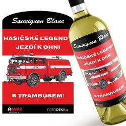Víno Hasičské legendy – Trambus
