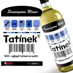 Víno Tatínek 100%