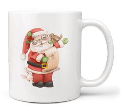 Hrnek Santa Claus