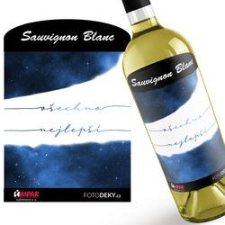 Víno Všechno nejlepší – vesmír