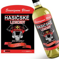 Víno Hasičské legendy