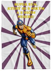 Deka Super syn – superhrdina