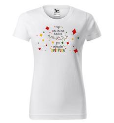 Tričko Vánoční světýlka