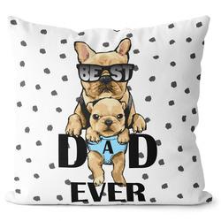 Polštář Best dad ever