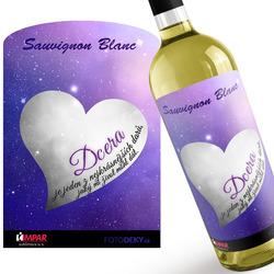 Víno Dcera – nejkrásnější dar