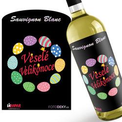 Víno Veselé Velikonoce