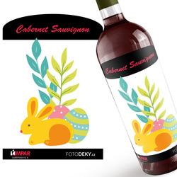 Víno Velikonoční králíček