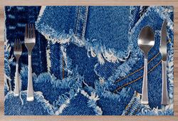 Prostírání Jeans