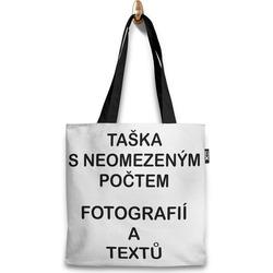 Fototaška ∞ fotografií a textů (37x41cm)
