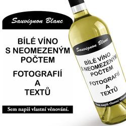 Bílé víno z vašich fotografií ∞