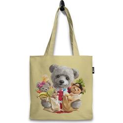 Taška Medvěd na nákupu