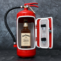 Dárkový hasičák Jack Daniel´s Honey