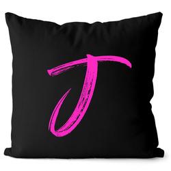 Polštář – písmeno J