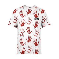 Tričko Bloody hand – pánské