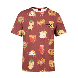 Tričko Food – pánské