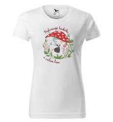 Tričko Nejkrásnější houbička - dámské