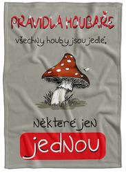 Deka Pravidla houbaře