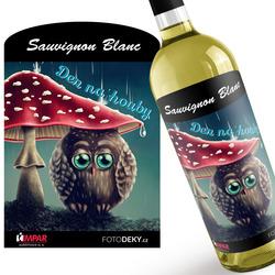 Víno Den na houby