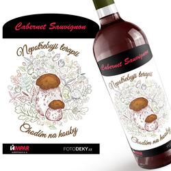 Víno Houby – terapie
