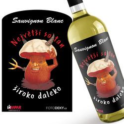Víno Satan
