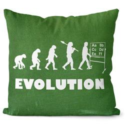 Polštář Evoluce učitelé