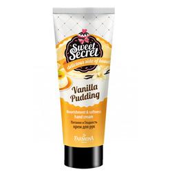Vyživující krém s vůní vanilkového pudinku
