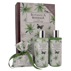 Luxusní dárková kazeta Botanica konopí - 3 kusy