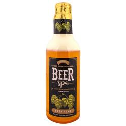 Beer Spa pivní koupelová pěna 500 ml – světlá