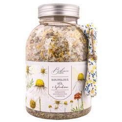 Koupelová sůl XXL 1,2 kg - heřmánek, měsíček a mateřídouška