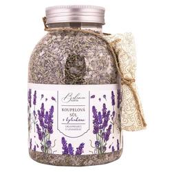 Koupelová sůl XXL 1,2 kg - levandule
