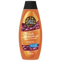 Sprchový gel - Papája & Tamarillo