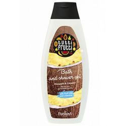 Sprchový gel - Ananas & Kokos