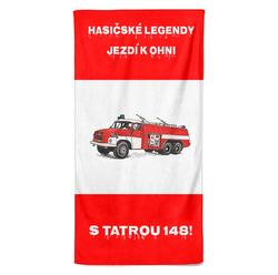Osuška Hasičské legendy – Tatra 148