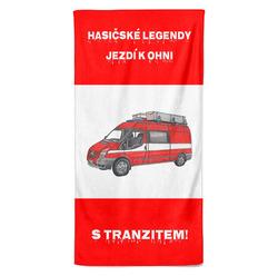 Osuška Hasičské legendy – Tranzit