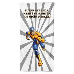 Osuška Super strejda Superhrdina
