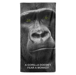 Osuška Gorilla doesn´t fear