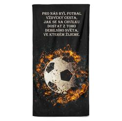 Osuška Fotbal je cesta