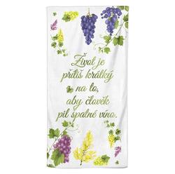 Osuška Špatné víno