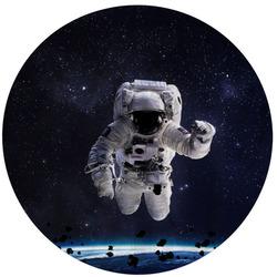 Kulatá osuška Astronaut