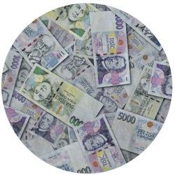 Kulatá osuška Bankovky