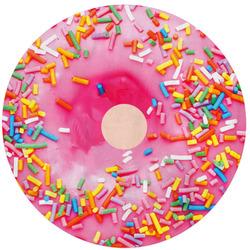 Kulatá osuška Donut s polevou