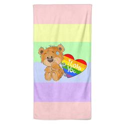 Osuška LGBT I love you