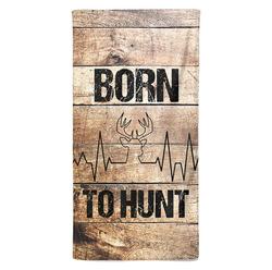Osuška Born to hunt
